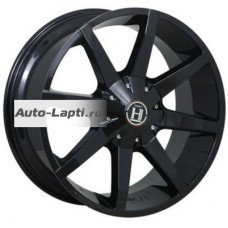 Harp Y-651 8,5x20/5x114,3 ET38 D72,6 Y-651 Gloss black with clear coat