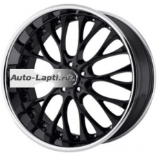 Lorenzo WL27 8x19/5x120 ET32 D74,1 WL27 Machined/Black